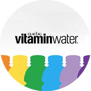 Vitamin water Glacéau
