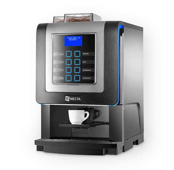 Necta Koro max Prime machine à grain